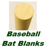 Baseball Bat Blanks