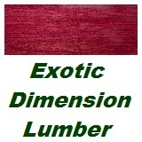 Exotic Dimension Lumber