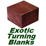 Exotic Turning Blanks