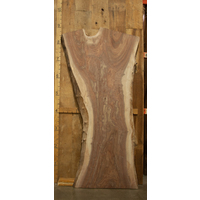 Claro Walnut Slab 2.5x33.5x101