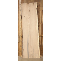 "Pin Oak Natural Edge Slab 2.37"" x 36"" x 123"""
