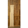"Spalted Sycamore Slab 1.62"" x 16.75\"" x 104\"""
